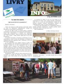 Couverture Livry Info n° 93