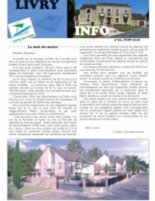 Couverture Livry Info n° 92